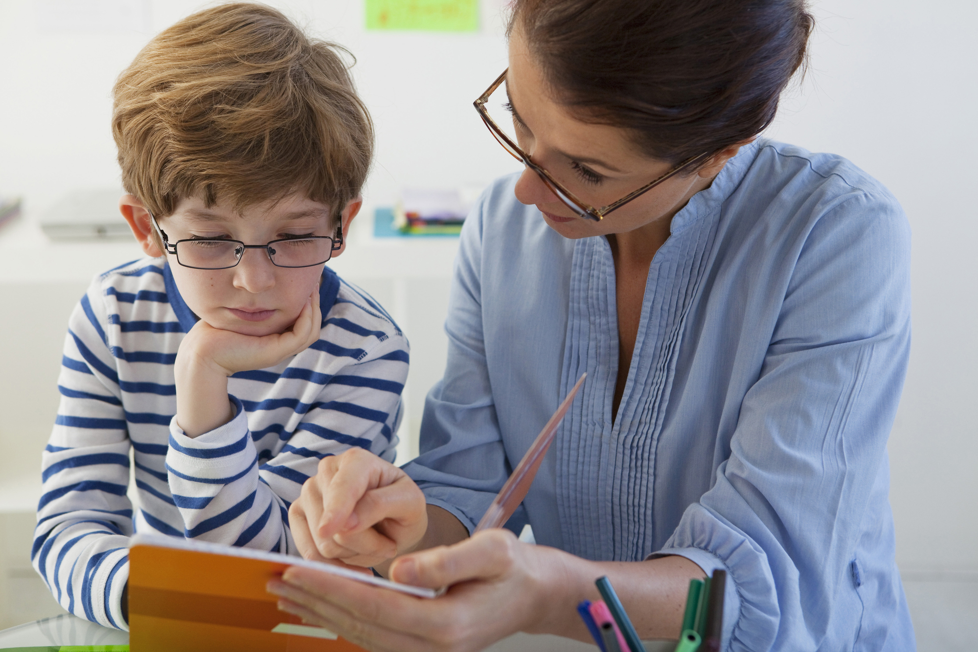 Vision Therapy for Dyslexia