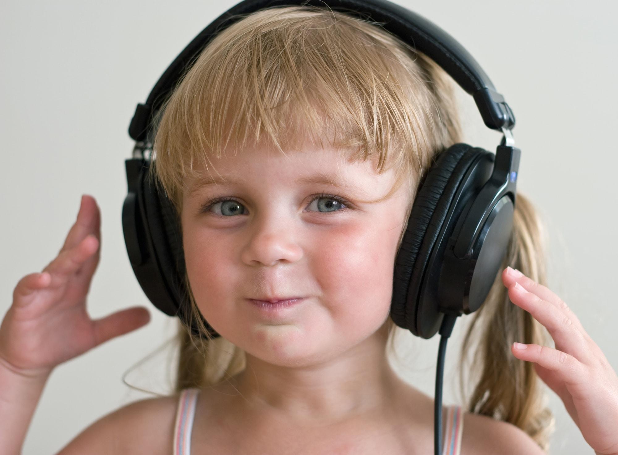 Child Sensitive to Noise