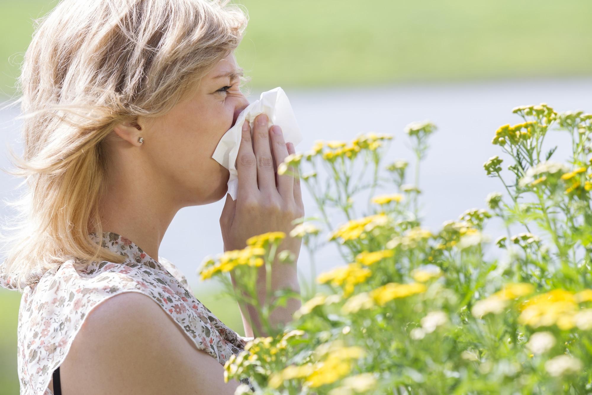 Relief for Seasonal Allergies